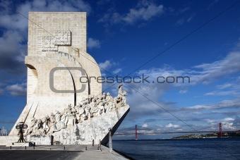 Padrao dos Descobrimentos in Lisbon