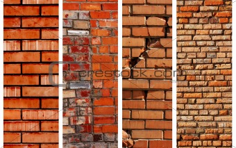 Brick banners