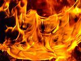 burning dazzle texture