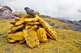 Sulfur Stones