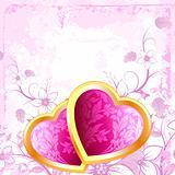 Grunge Valentine's Hearts