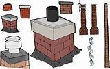Chimney Set