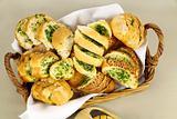 Homemade Garlic And Herb Bread