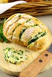Herb And Garlic Roll