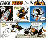 Black Ducks Comics episode 1