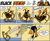 Black Ducks Comics episode 2