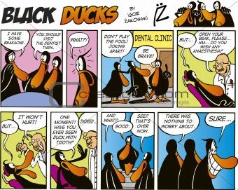 Black Ducks Comics episode 3