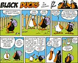 Black Ducks Comics episode 4