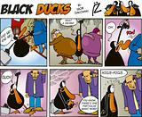 Black Ducks Comics episode 5
