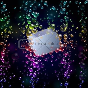 Baubbles background