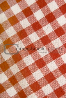 cotton canvas with grid