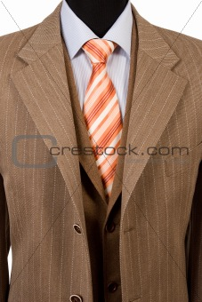 business fashion, elegant suit