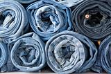 roll denim jeans