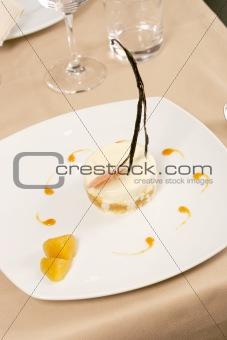 Artistic Dessert