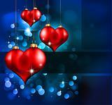 Elegant  Valentine's Day Flayer