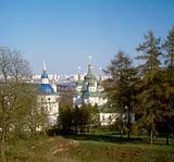 Vidubichi monastery. Kyiv, Ukraine.
