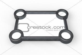 frame border