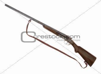 classic hunter's gun