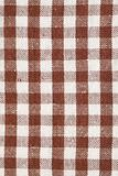 Brown dish towel pattern