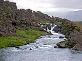 Pingvellir National Park, Iceland 