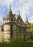 Chateau d&#39;Azay-le-Rideau