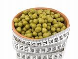 Dietary peas