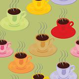 seamless  espresso cups