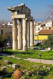 Columns of the Olympian Zeus