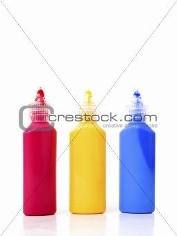 Three colors