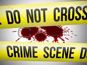 image 3479205: crime scene 3 from crestock stock photos, Powerpoint templates