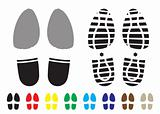 shoe pattern