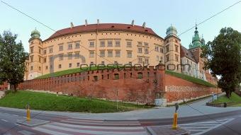 castle of Crakow