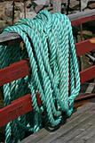 Green Marine Rope