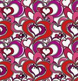 love hearts seamless