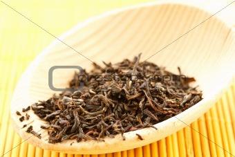 black tea flavored