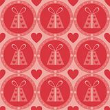 st. valentine's day presents pattern