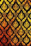 line thai pattern background
