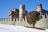 Fénis castle