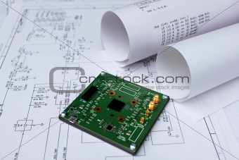 printed circuit board,circuit diagram,software,semiconductor,chi