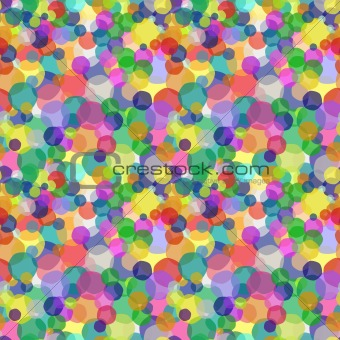 Seamless texture - sparkling background