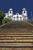 Nossa Senhora de Monte church, Monte, Madeira, Portugal