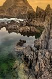 Porto Moniz natural pools, Madeira island