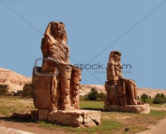 Collosi of Memnon