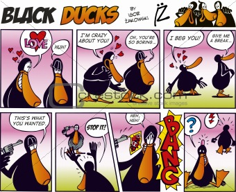 Black Ducks Comics episode 11