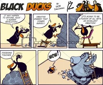 Black Ducks Comics episode 14
