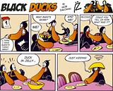 Black Ducks Comics episode 15