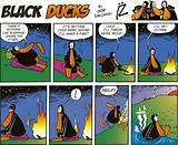 Black Ducks Comics episode 17