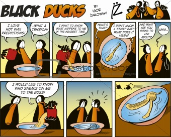 Black Ducks Comics episode 20