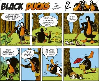 Black Ducks Comics episode 23