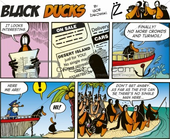 Black Ducks Comics episode 25
